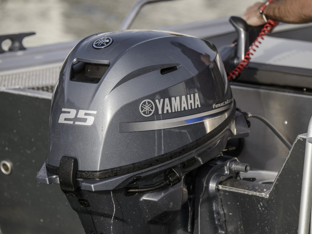 2017 Yamaha F25 Hp Outboard Engine  U2022 Ivors Motorcycles