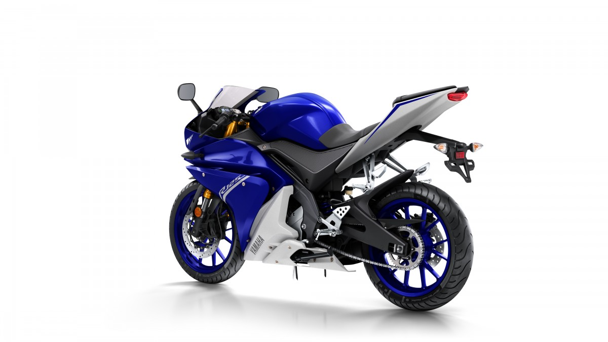 2017 yamaha yzf r125 abs ivors motorcycles. Black Bedroom Furniture Sets. Home Design Ideas